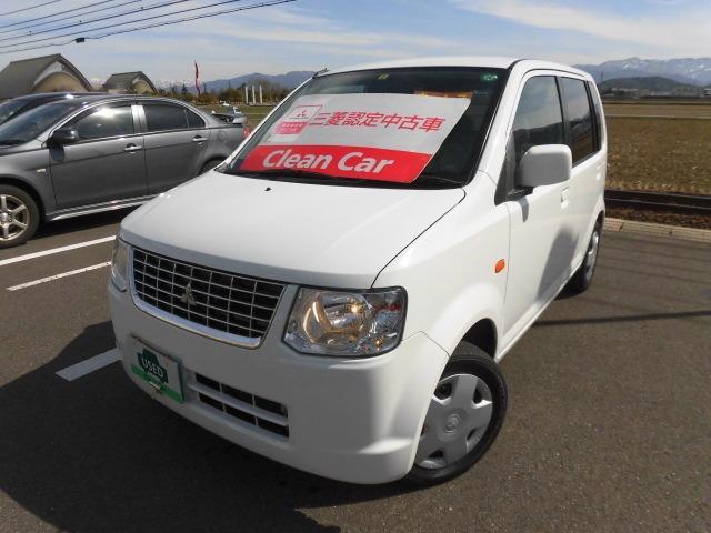 三菱 eKワゴン 660 M (車検整備付)