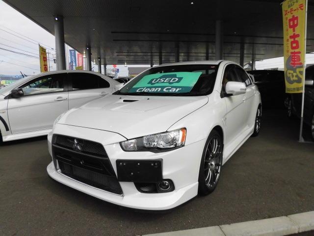 三菱 ランサー 2.0 GSR X 4WD (車検整備付)
