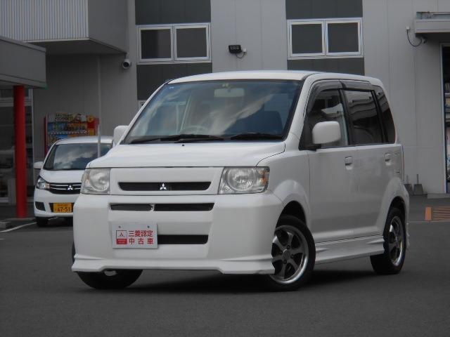 三菱 eKワゴン 660 M M2 (車検整備付)