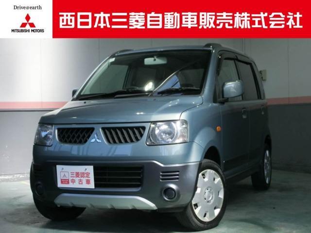 三菱 eKアクティブ 660 V (車検整備付)