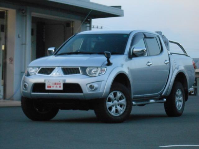 三菱 トライトン 3.5 4WD (車検整備付)