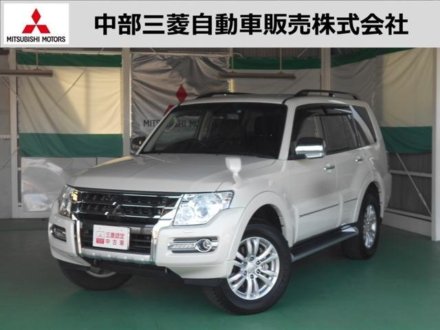 パジェロ(三菱) ロング スーパーエクシード 中古車画像