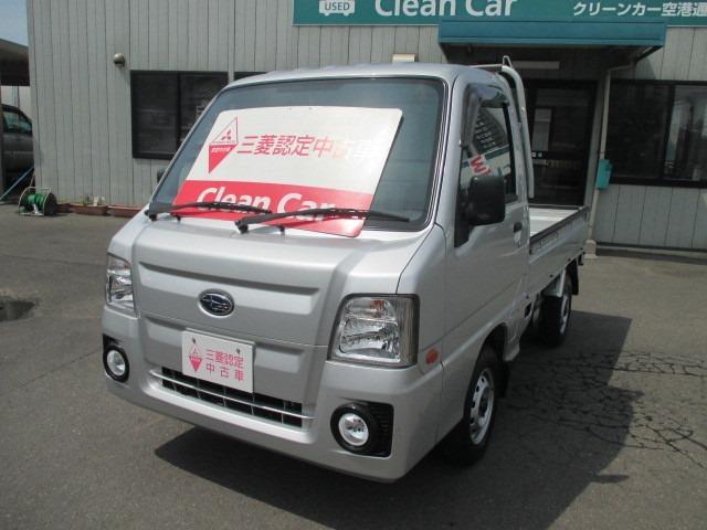 スバル サンバートラック 660 TC スーパーチャージャー 三方...