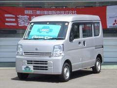 NV100クリッパーバン660 DX ハイルーフ 5AGS車 4WD