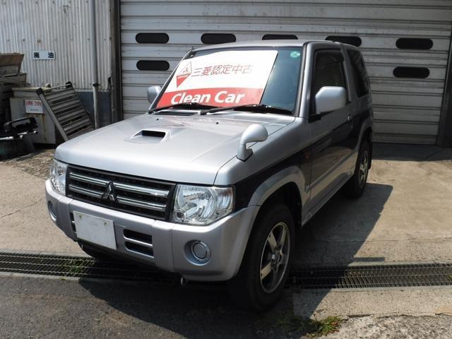 三菱 パジェロミニ 660 VR 4WD (車検整備付)