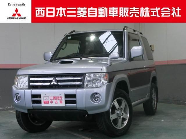 三菱 パジェロミニ 660 エクシード 4WD (検30.2)