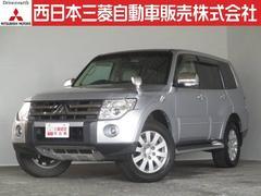 パジェロロングスーパーエクシード 4WD 距離無制限保証1年付