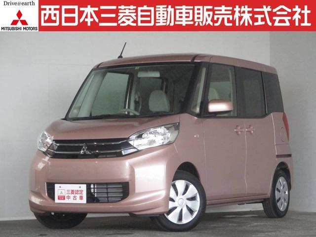 三菱 E 距離無制限保証1年付 オーディオレス車