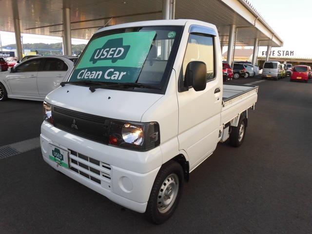三菱 ミニキャブトラック 660 Vタイプ 4WD (検30.7)