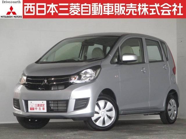 三菱 E 距離無制限保証1年付 オーディオレス車 シートヒーター付