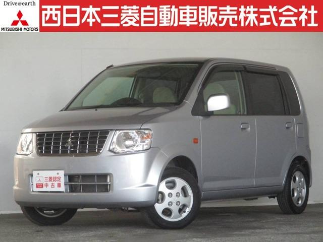 三菱 eKワゴン G 距離無制限保証1年付 CDデッキ付 (車検整備付)