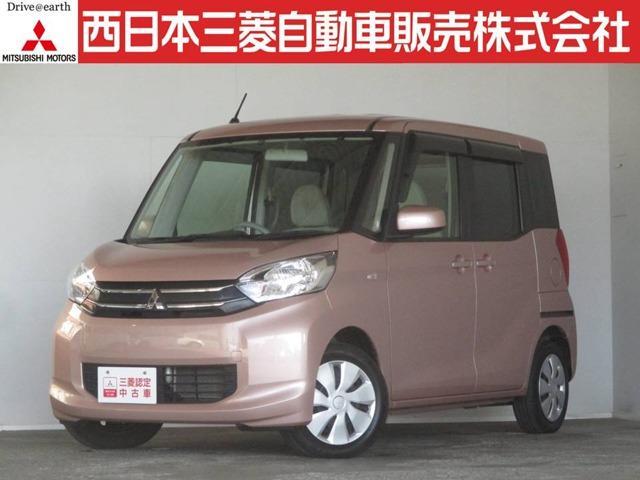 三菱 eKスペース E 距離無制限保証1年付 オーディオレス車 (...