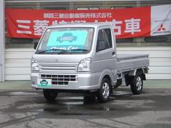 キャリイトラック660 KCエアコン・パワステ 3方開 4WD
