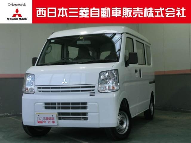 三菱 ミニキャブバン 660 M ハイルーフ 5AMT車 4WD ...