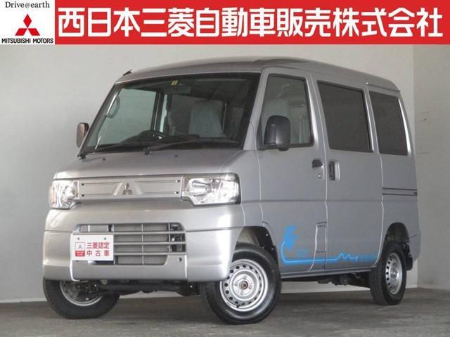 三菱 ミニキャブ・ミーブ CD 16.0kWh 4シーター 距離無...