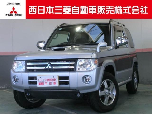 三菱 パジェロミニ 660 エクシード 4WD (検30.12)