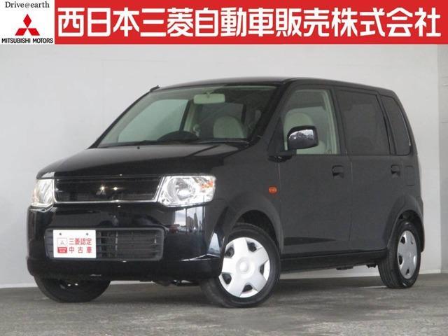 三菱 eKワゴン M 距離無制限保証1年付 CDデッキ付 (検30.3)