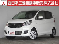 eKワゴンM 距離無制限保証1年付 CDデッキ シートヒーター付