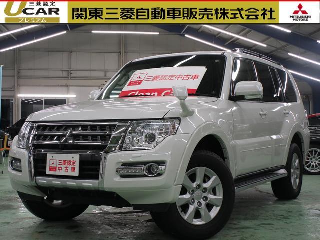パジェロ(三菱) ロング エクシード 中古車画像