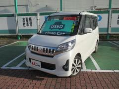 eKスペースカスタム660 カスタム T 4WD