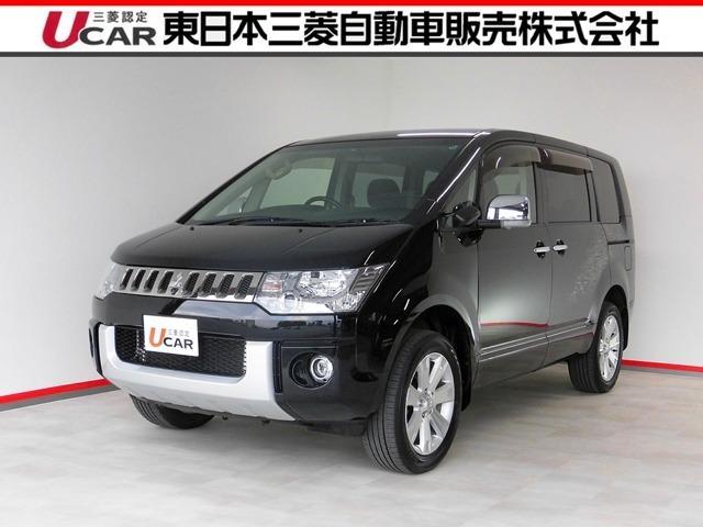 三菱 デリカD:5 2.4 シャモニー 4WD (車検整備付)
