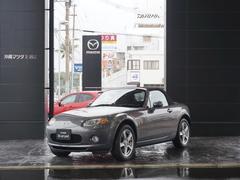 沖縄の中古車 マツダ ロードスター 車両価格 89.8万円 リ済別 平成20年 6.5万K ギャラクシーグレーMc