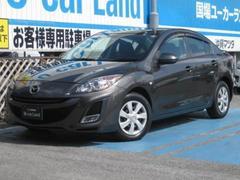 沖縄の中古車 マツダ アクセラ 車両価格 79.8万円 リ済別 平成22年 3.5万K グラファイトマイカ