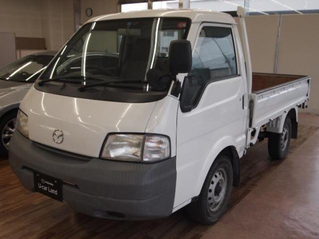 マツダ ボンゴトラック DX 5MT 850キロ (車検整備付)