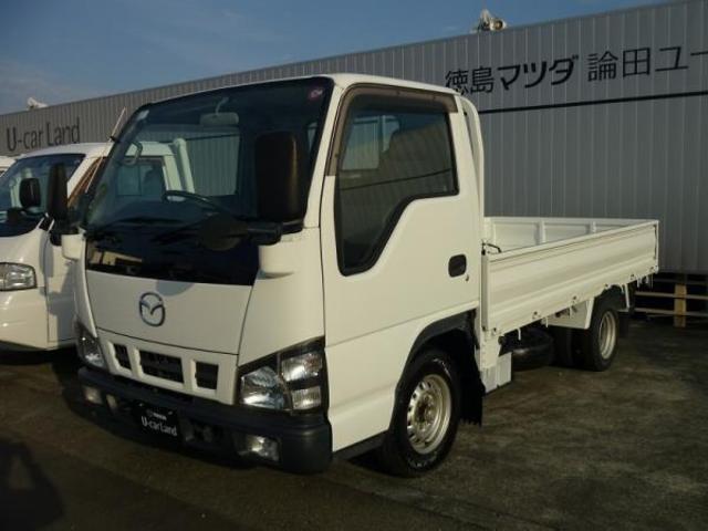 マツダ タイタントラック 1.45T ワイドロー (車検整備付)