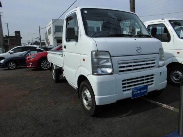 マツダ スクラムトラック KCスペシャル (車検整備付)
