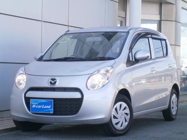 マツダ キャロルエコ ECO‐X (車検整備付)