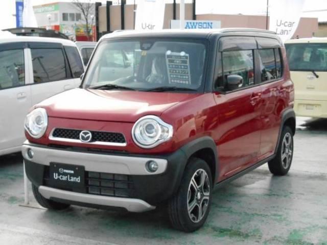 マツダ フレアクロスオーバー XT (車検整備付)
