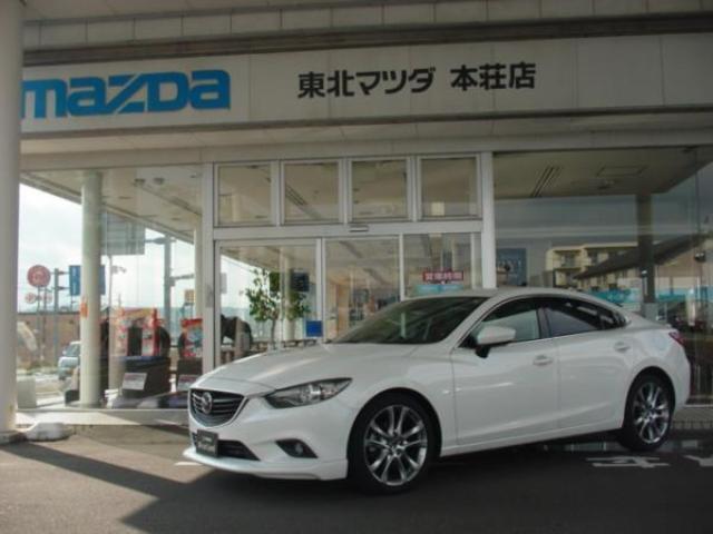 マツダ アテンザセダン 25S L‐PKG (車検整備付)