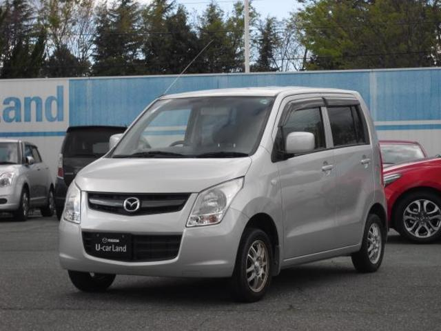 マツダ AZワゴン XG 2WD AT (車検整備付)