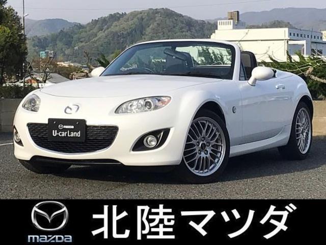 マツダ ロードスター RS RHT R‐PKG (車検整備付)