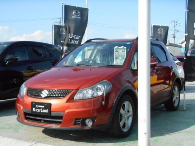 スズキ SX4 1.5XG 4WD (車検整備付)