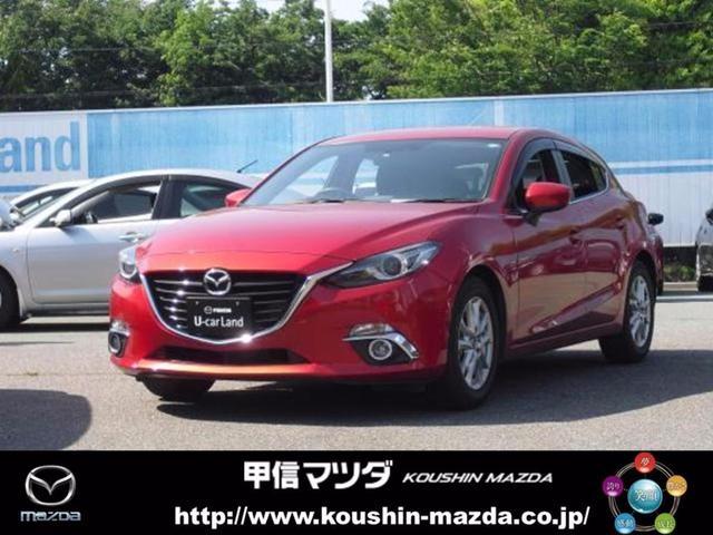 マツダ アクセラスポーツ 15S HID‐PK (車検整備付)