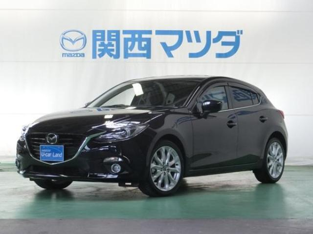 マツダ アクセラスポーツ 20S TRG (車検整備付)