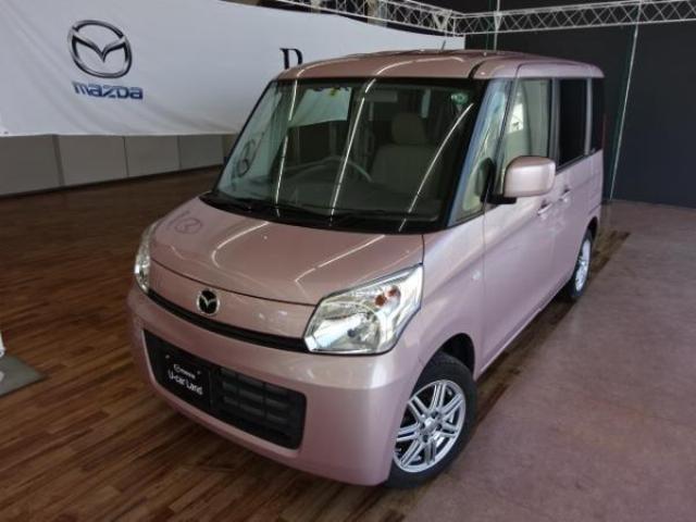マツダ フレアワゴン XS (車検整備付)