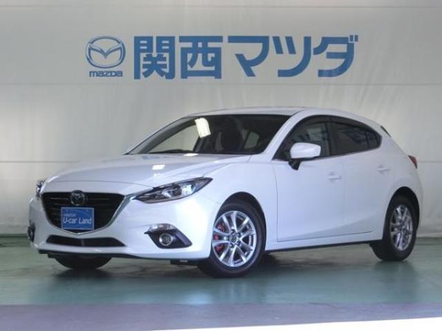 マツダ アクセラスポーツ 15Sツーリング 2WD 認定U−car...