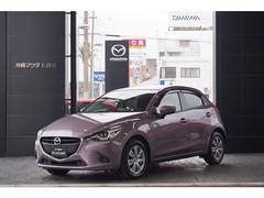 沖縄の中古車 マツダ デミオ 車両価格 139.8万円 リ済別 平成27年 1.8万K スモーキーローズマイカ(インデ