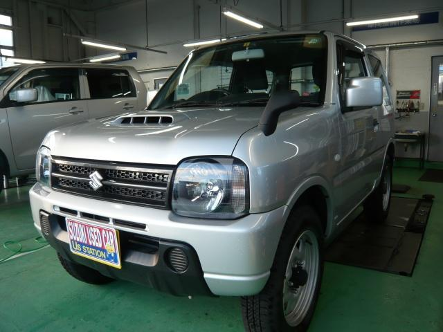 スズキ XG 10型 4WD ターボ キーレス ABS パワステ