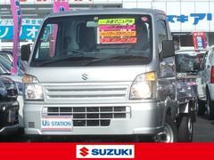 キャリイトラックKC エアコン パワステ 5MT 4WD 三方開