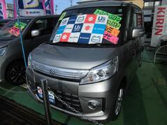 新潟県の中古車ならスペーシアカスタム カスタム XS