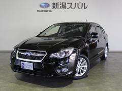 新潟県の中古車ならインプレッサスポーツ 2.0i EyeSight