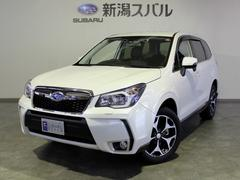 新潟県の中古車ならフォレスター 2.0XT EyeSight ナビ バックカメラ ETC