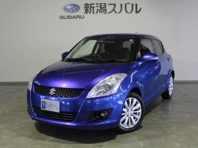 XL スズキ スイフト XL 平成24年 検29.7 5.5万Km 1.3L   新潟スバル自動車(株) カースポット上越   新潟県上越市