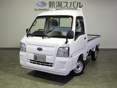 新潟県の中古車ならサンバートラック TC ハイルーフ CDプレーヤー ワンオーナー
