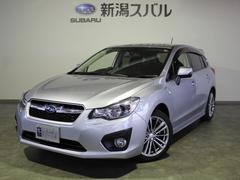 新潟県の中古車ならインプレッサスポーツ 2.0i−S HDDナビ リヤカメラ ETC ワンオーナー