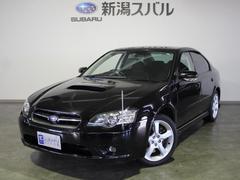 新潟県の中古車ならレガシィB4 2.0GT 禁煙車 BOXERターボ